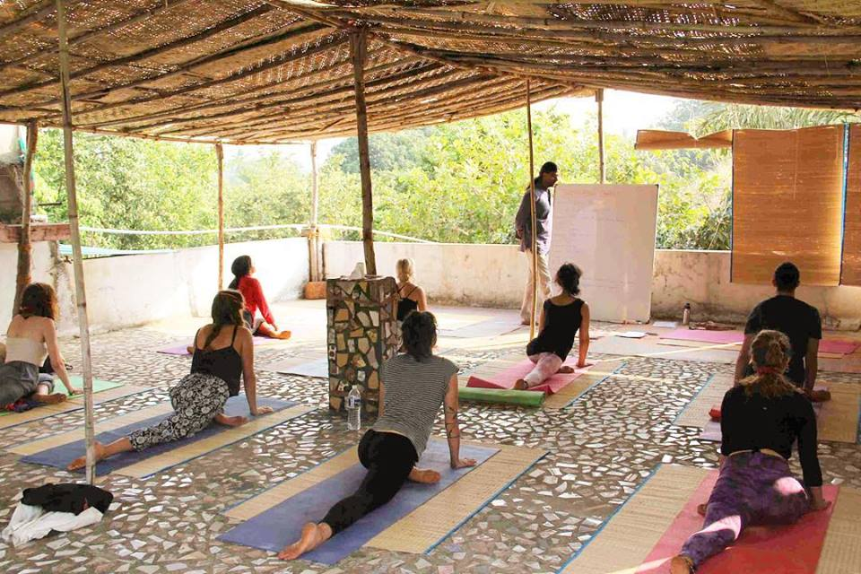 tantra yoga training
