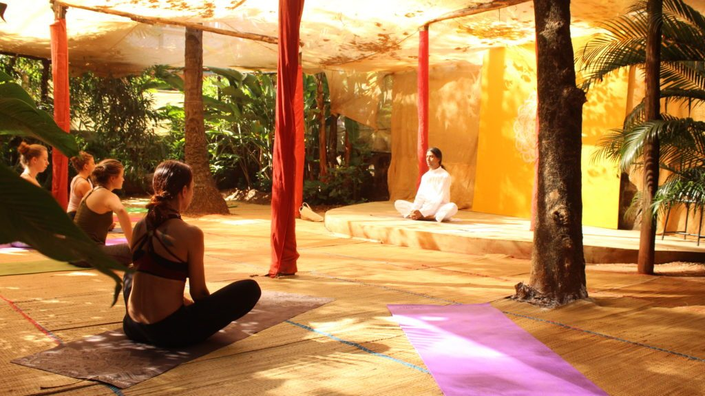 tantra yoga training india