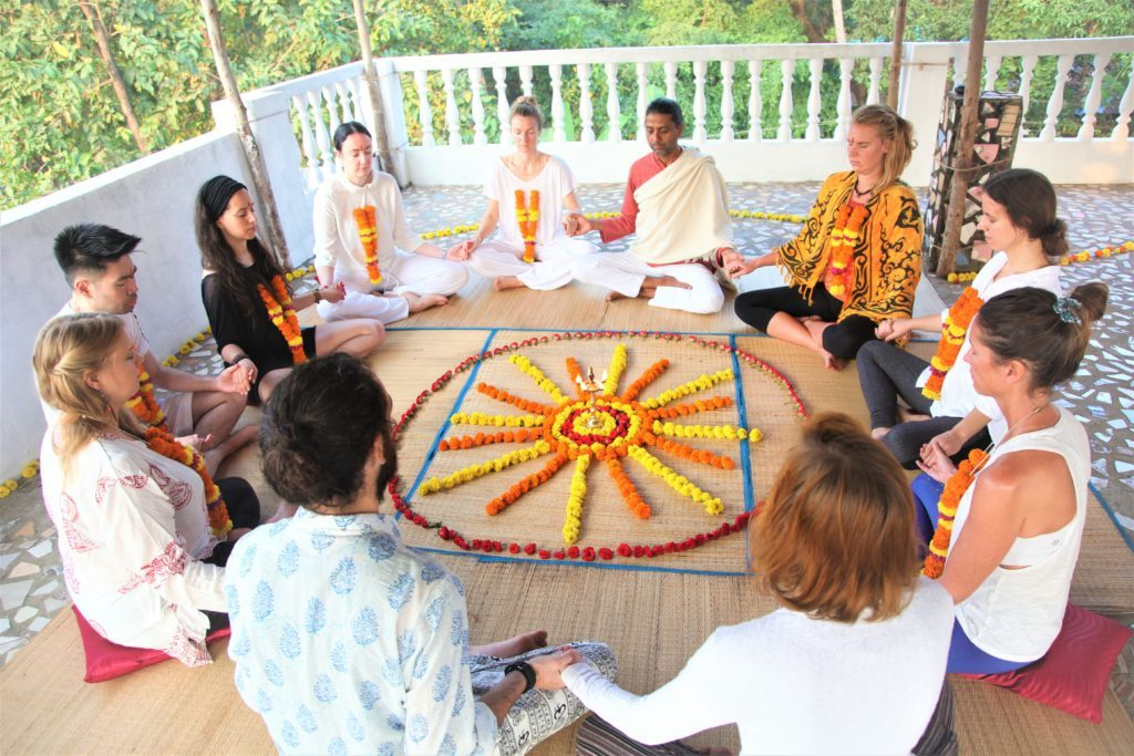 kundalini yoga teacher training