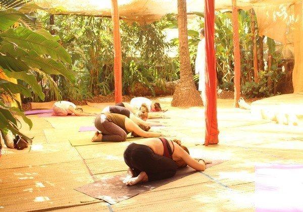 tantra yoga school india