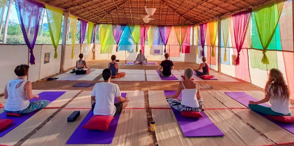kundalini tantra yoga retreat training india