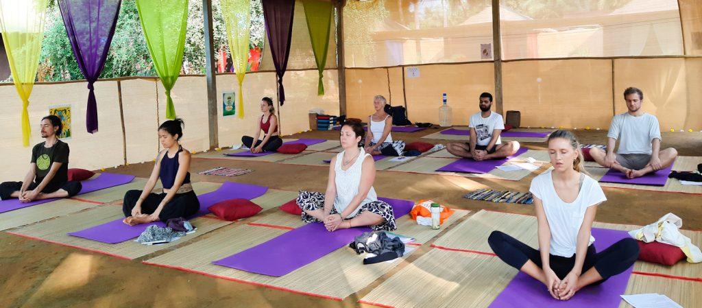 tantra yoga school