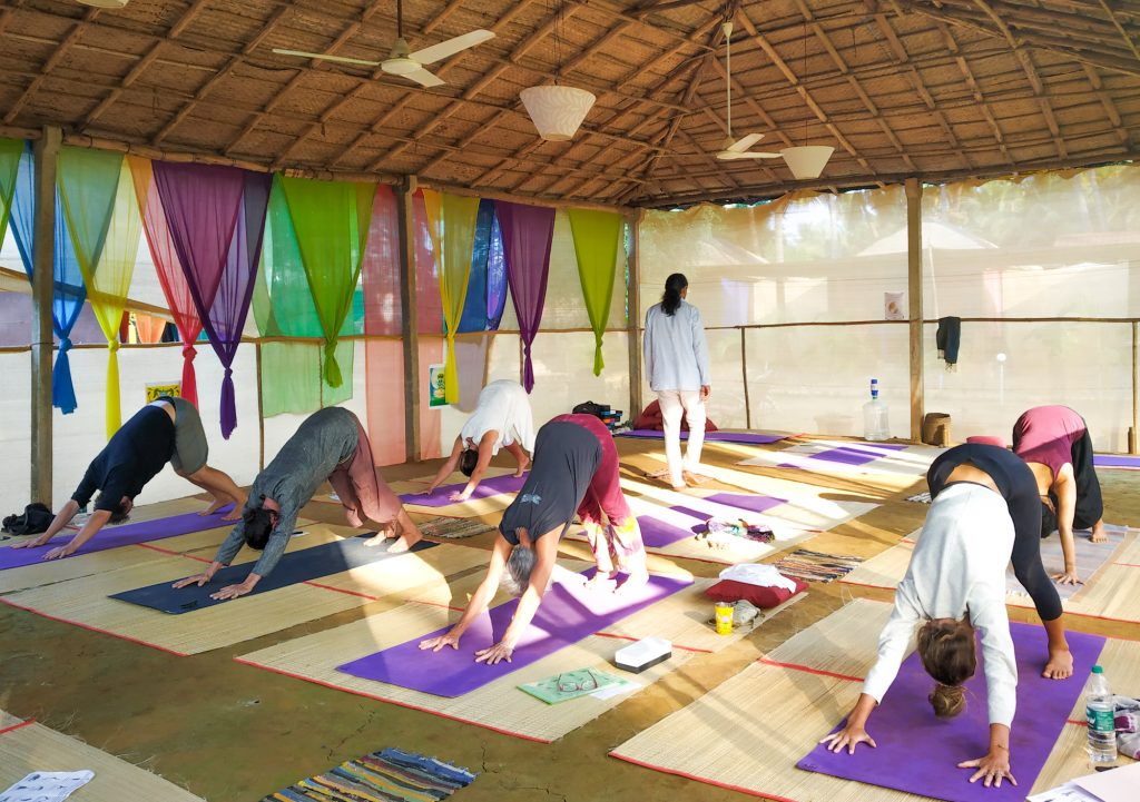 tantra yoga teacher training